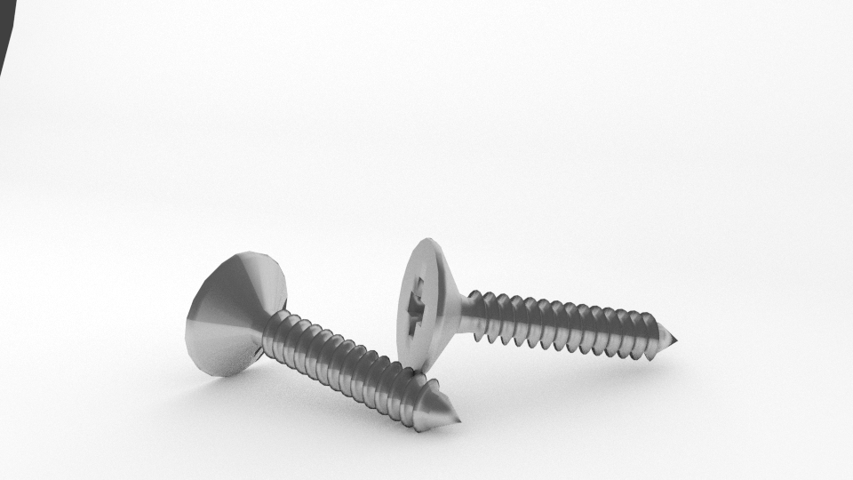 How to model a metal screw in Blender 2 6 | Faster Tutorials